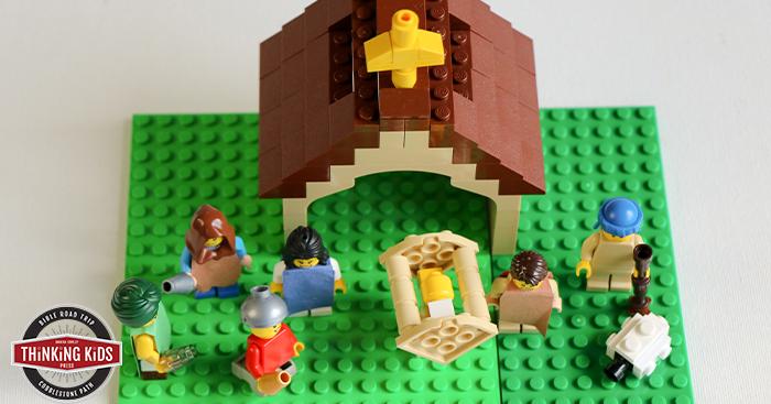 Build a Nativity Scene