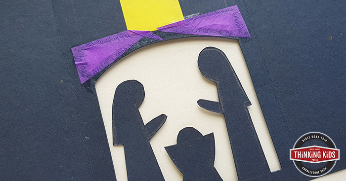 Make a Paper Lantern Craft   The Christmas Story for Kids