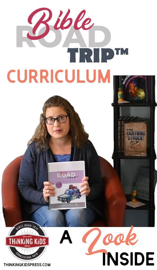 Bible Road Trip™ Curriculum | A Look Inside