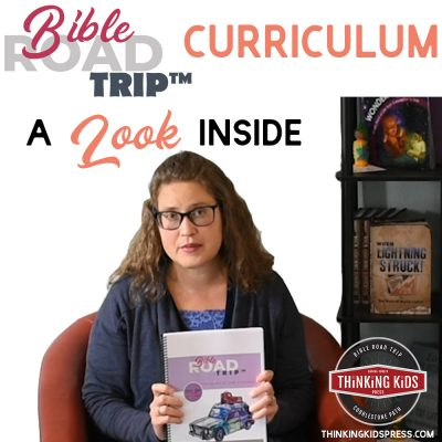 Bible Road Trip Curriculum | A Look Inside