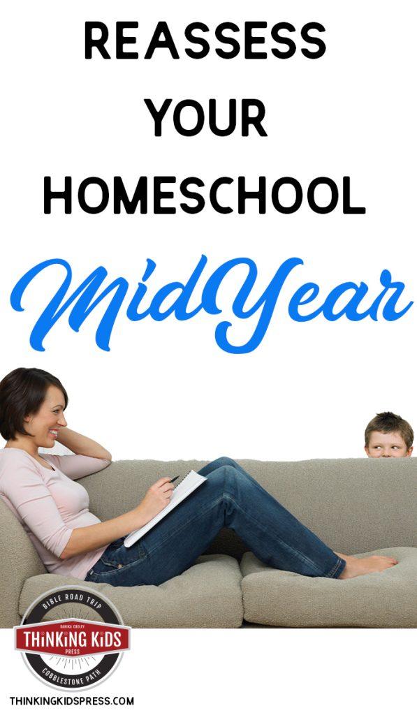 Reassess Your Homeschool MidYear   Homeschool Curriculum Choices