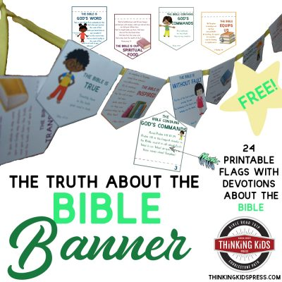 The Truth about the Bible Banner