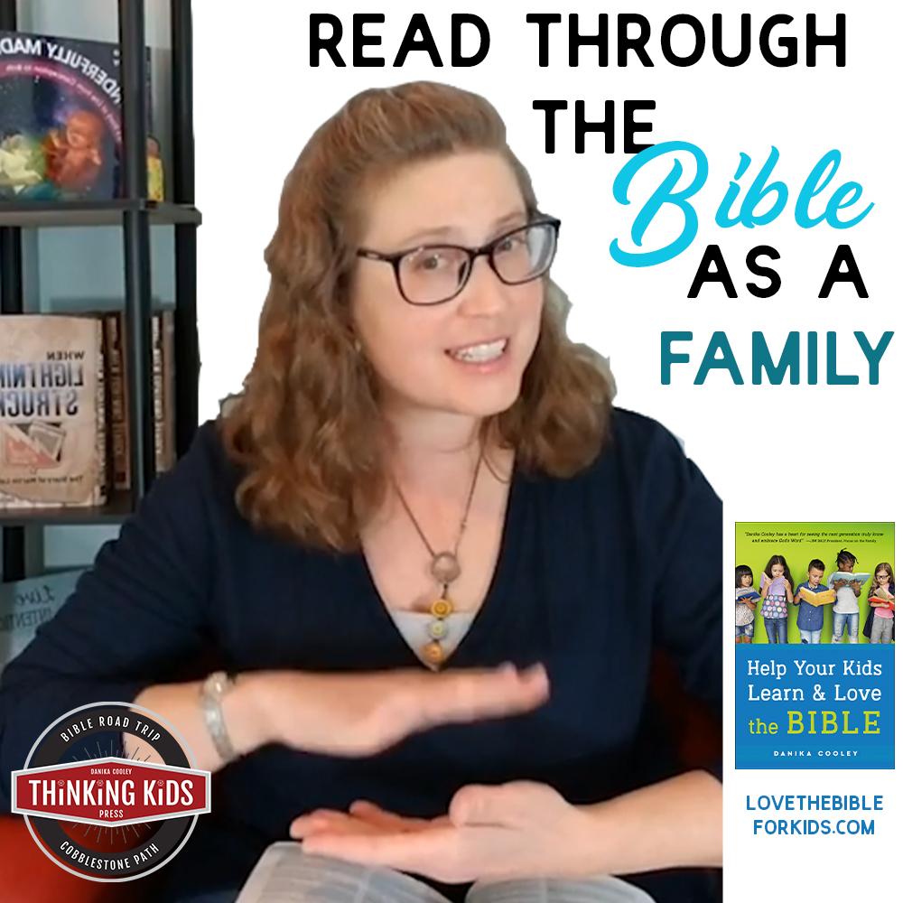 Read Through the Bible as a Family