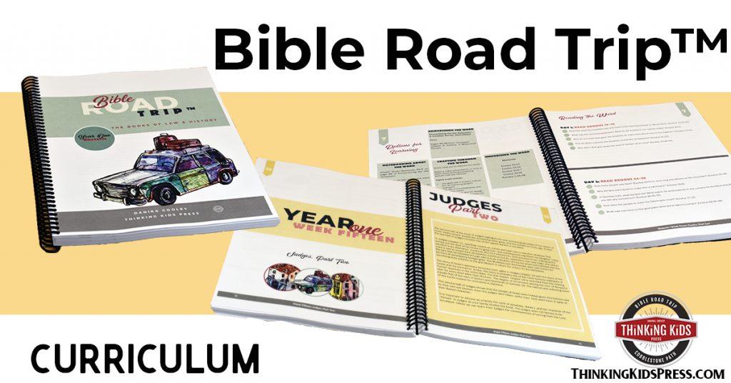 Bible Road Trip™ Curriculum