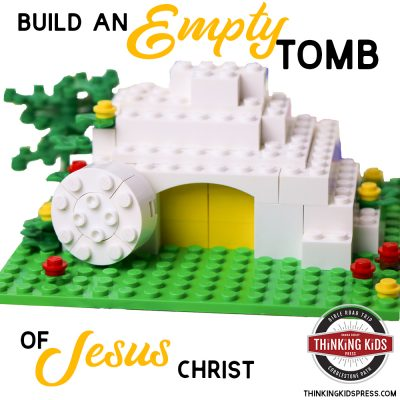 Build a LEGO Brick Empty Tomb of Jesus Christ