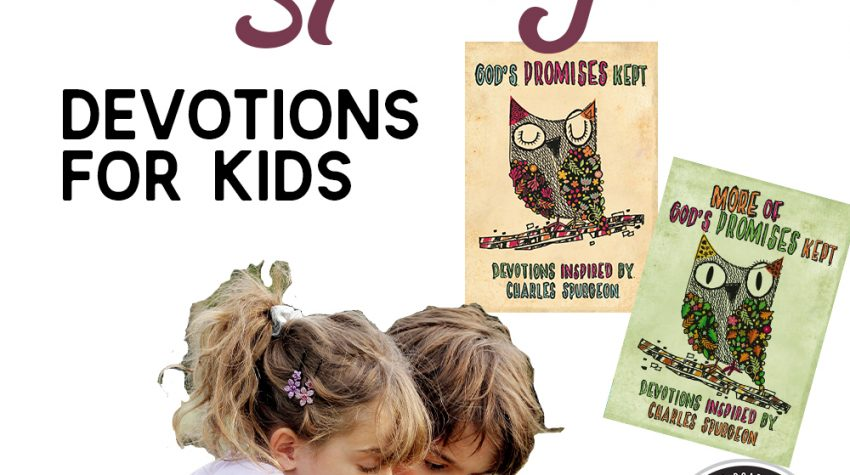 Charles Spurgeon Devotions for Kids