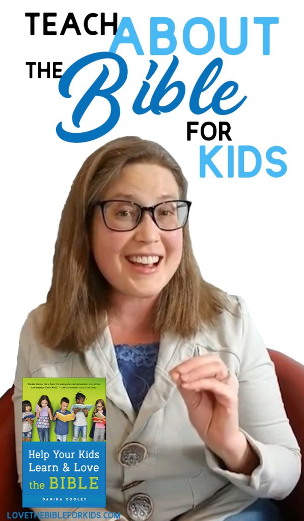 About the Bible for Kids
