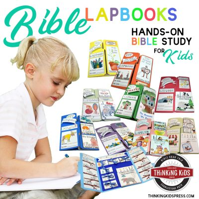 Bible Lapbooks | Hands-On Bible Study for Kids