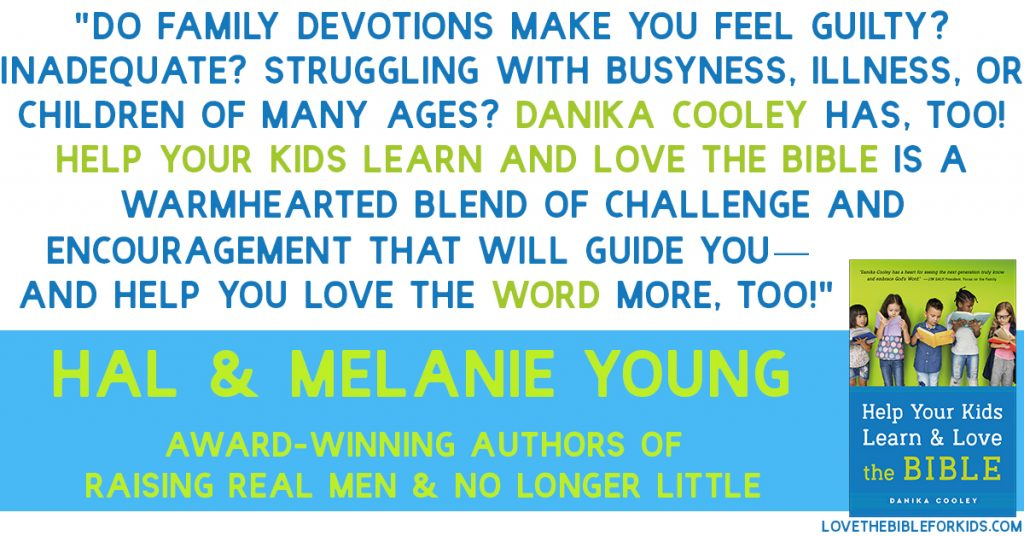 Hal Melanie Young Help Your Kids Learn and Love the Bible