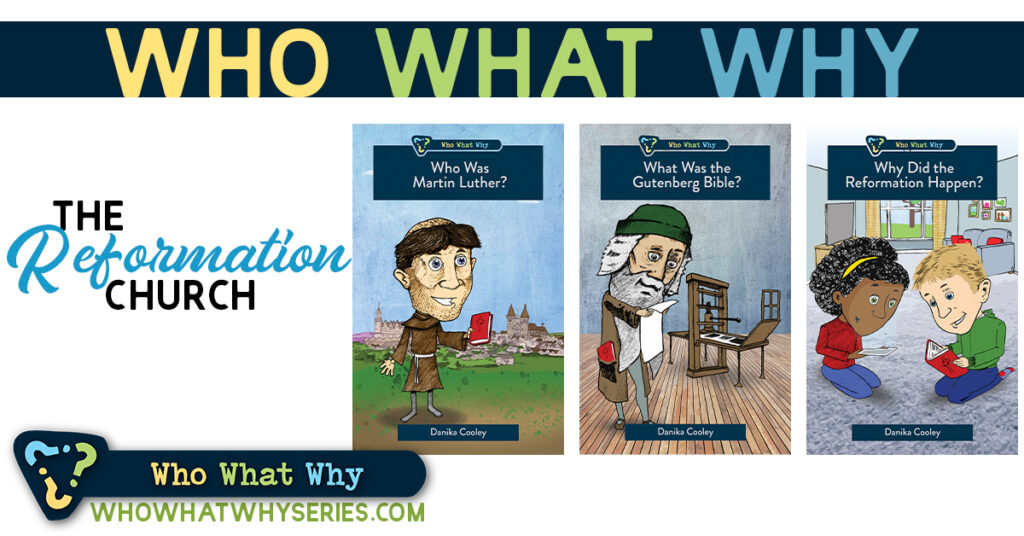 The Reformation Church | Biography Books for Kids