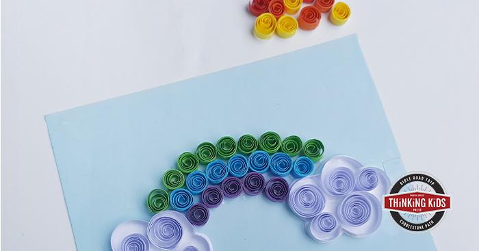 God's Rainbow Promise Craft