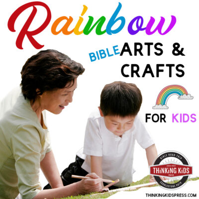 Rainbow Arts and Crafts for Kids