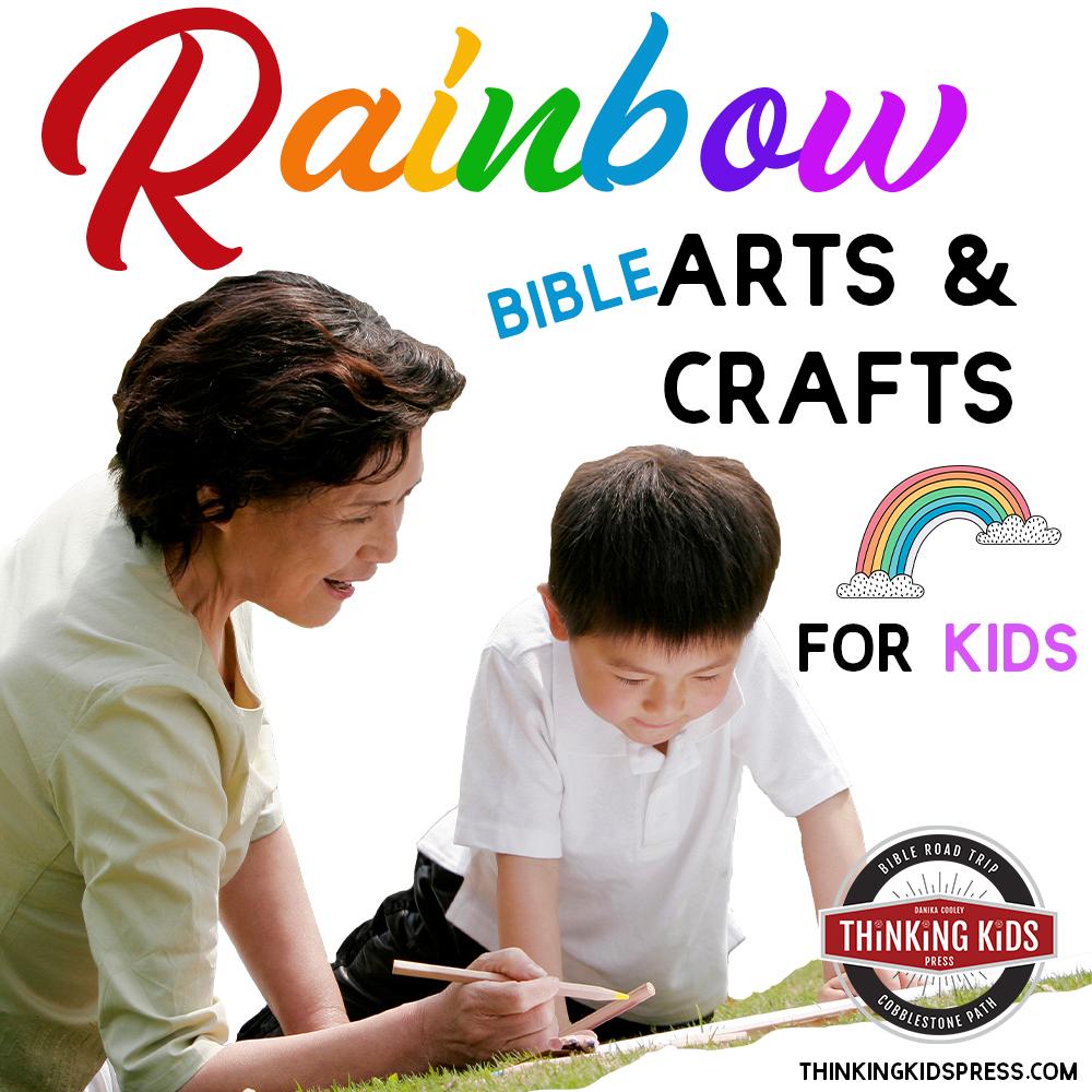 Rainbow Bible Crafts