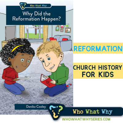 Why Did the Reformation Happen | Theology for Kids