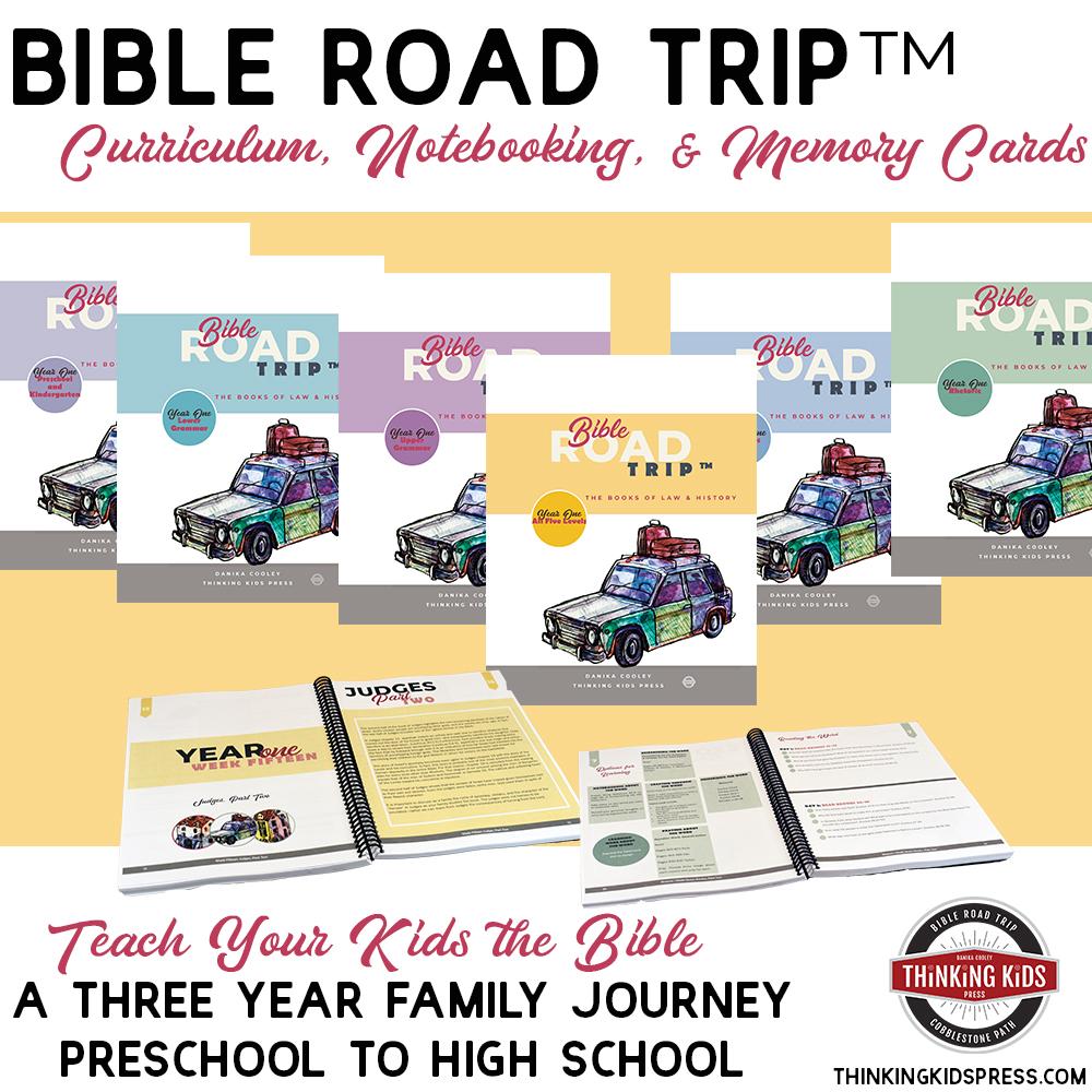 Bible Road Trip™ | Three-Year Bible Survey