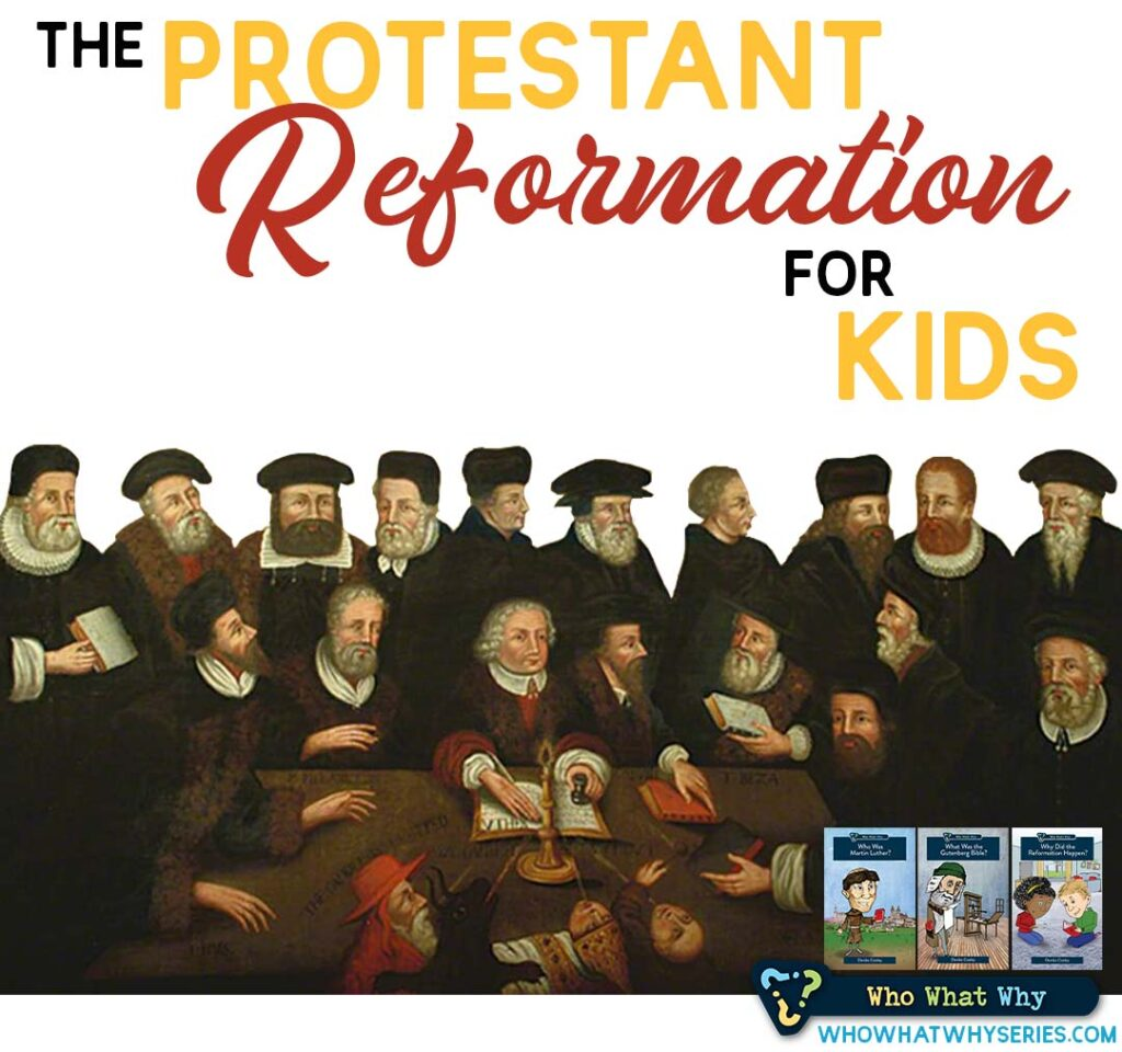 The Protestant Reformation for Kids