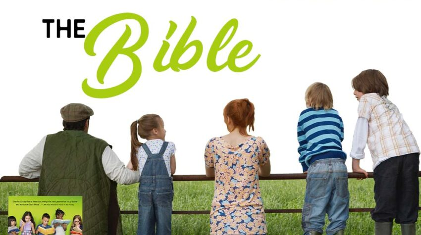 The Right Age to Teach Your Children the Bible